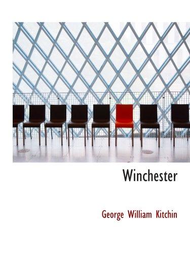 Winchester: Kitchin, George William