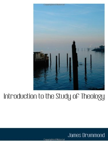 9781103068944: Introduction to the Study of Theology