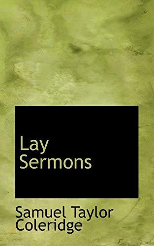 9781103074938: Lay Sermons