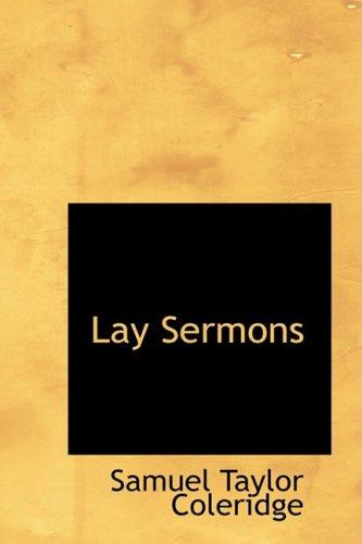 9781103074952: Lay Sermons