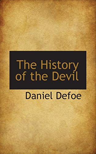 9781103081004: The History of the Devil