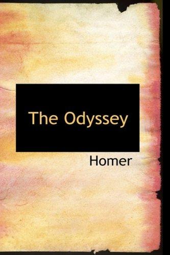 9781103085323: The Odyssey