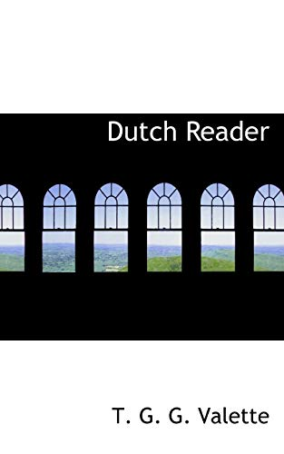 9781103090129: Dutch Reader