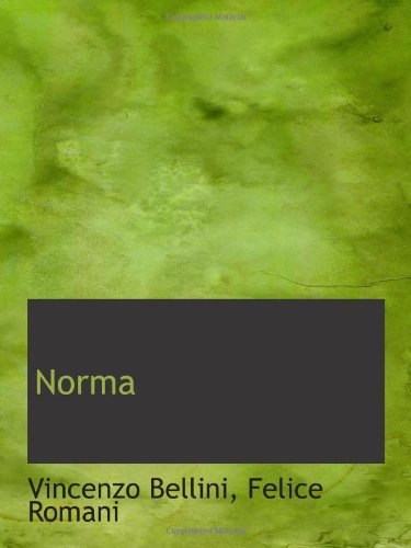 9781103092994: Norma