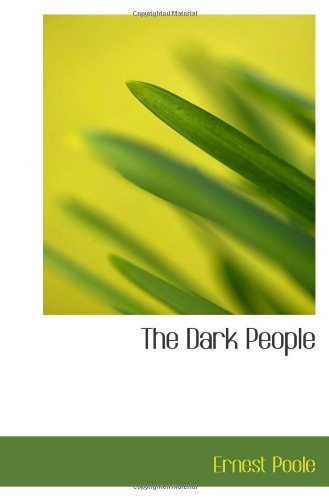 9781103104048: The Dark People