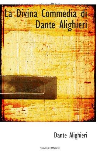 9781103108596: La Divina Commedia di Dante Alighieri