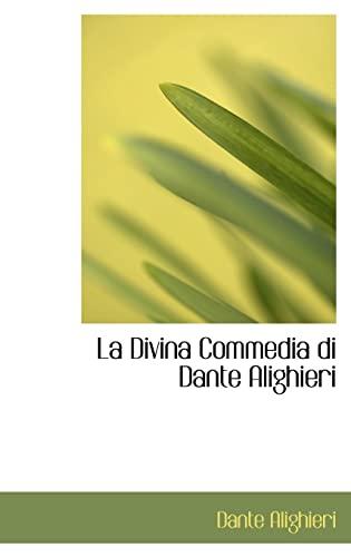 9781103108640: La Divina Commedia Di Dante Alighieri