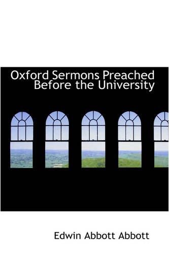 9781103126187: Oxford Sermons Preached Before the University