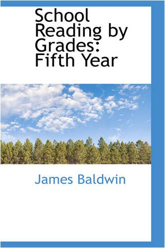 9781103144488: School Reading by Grades: Fifth Year
