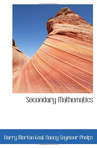 9781103148370: Secondary Mathematics
