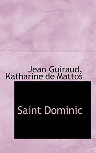 9781103177615: Saint Dominic
