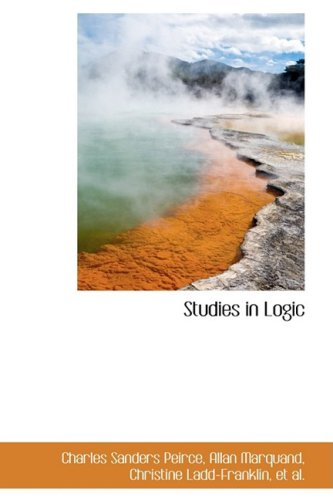9781103178179: Studies in Logic