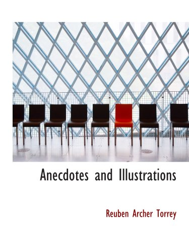 9781103194827: Anecdotes and Illustrations