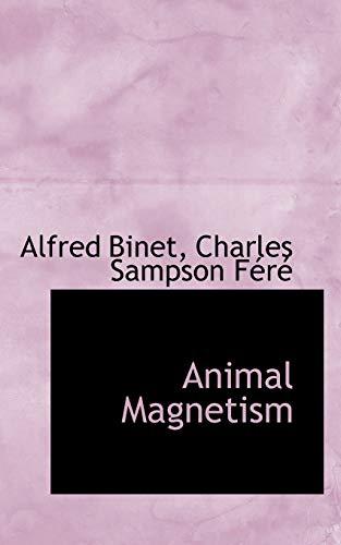 9781103200092: Animal Magnetism