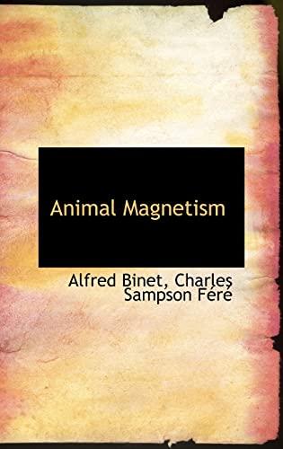 9781103200122: Animal Magnetism