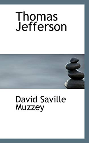 Thomas Jefferson (Paperback): David Saville Muzzey
