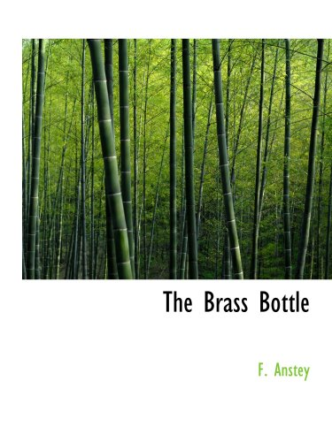 9781103237043: The Brass Bottle