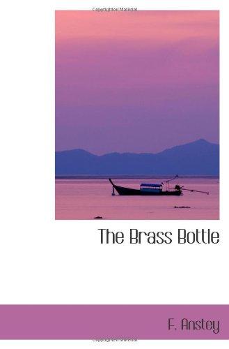 9781103237067: The Brass Bottle