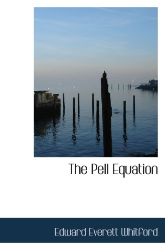 9781103311705: The Pell Equation