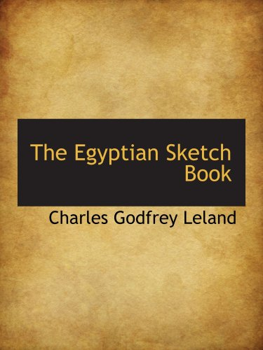 9781103325597: The Egyptian Sketch Book