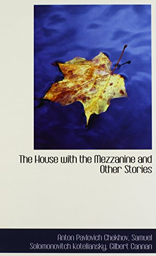 9781103326518: The House with the Mezzanine and Other Stories