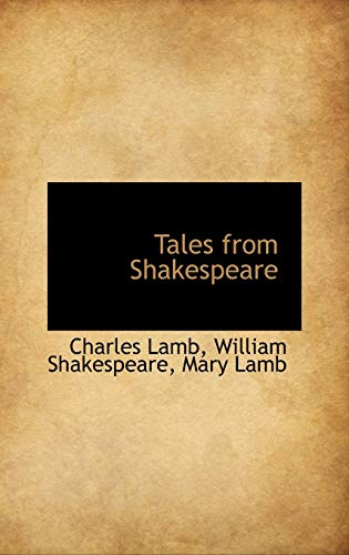 9781103329045: Tales from Shakespeare