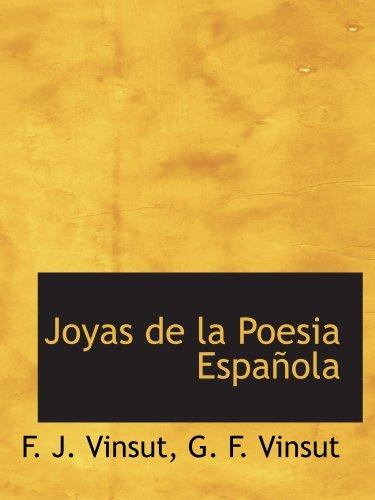 9781103332236: Joyas de la Poesia Española