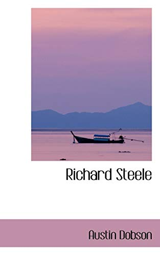 9781103347186: Richard Steele