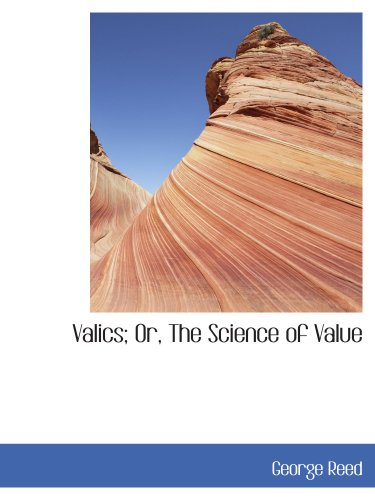 9781103347469: Valics; Or, The Science of Value