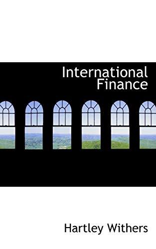 9781103349326: International Finance