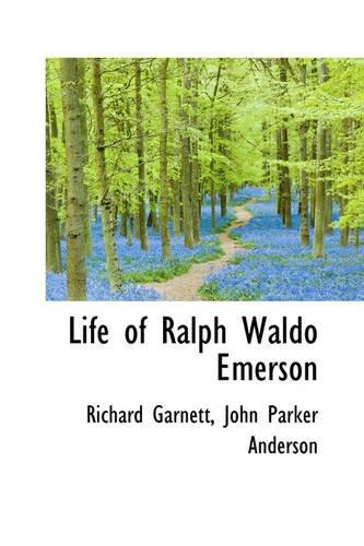 9781103360604: Life of Ralph Waldo Emerson
