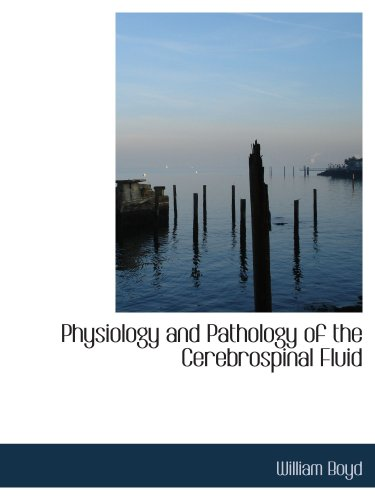 9781103367016: Physiology and Pathology of the Cerebrospinal Fluid