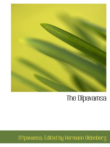 9781103381807: The D�pavamsa