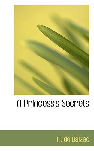 9781103390564: A Princess's Secrets