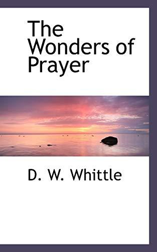 9781103390717: The Wonders of Prayer