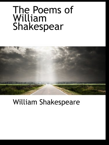 9781103404919: The Poems of William Shakespear