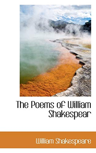 9781103404964: The Poems of William Shakespear