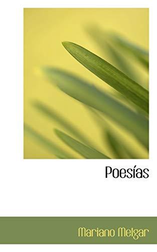 9781103415380: Poesías (Spanish Edition)