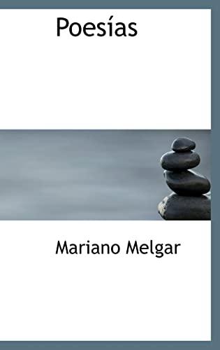 9781103415410: Poesías (Spanish Edition)