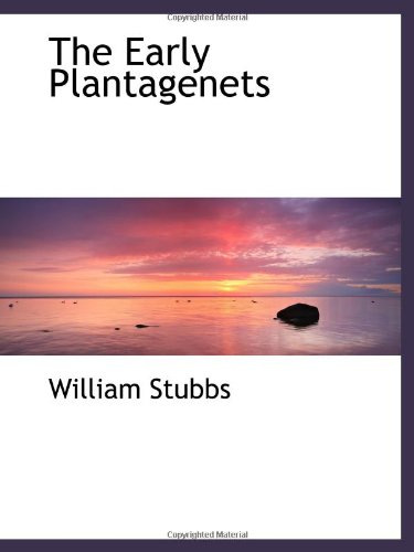 9781103434251: The Early Plantagenets