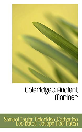 9781103444069: Coleridge's Ancient Mariner