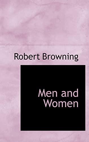 9781103444588: Men and Women