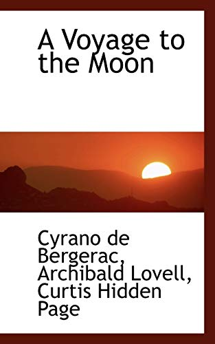9781103451005: A Voyage to the Moon