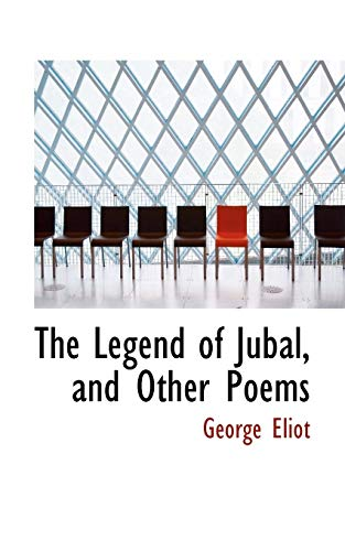 9781103479382: The Legend of Jubal, and Other Poems