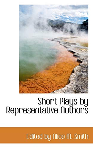 9781103482665: Short Plays by Representative Authors
