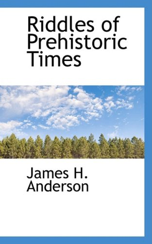 9781103483402: Riddles of Prehistoric Times