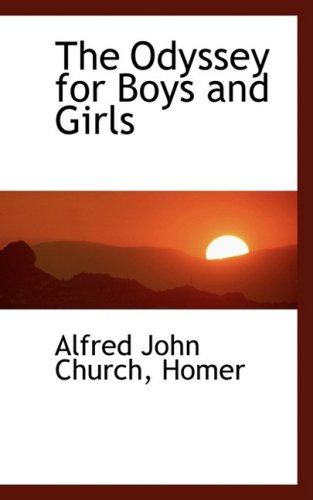 9781103487622: The Odyssey for Boys and Girls