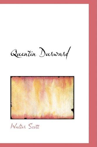 9781103487936: Quentin Durward