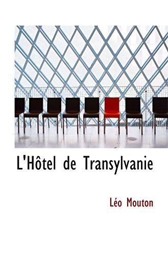 9781103492916: L'Hôtel de Transylvanie