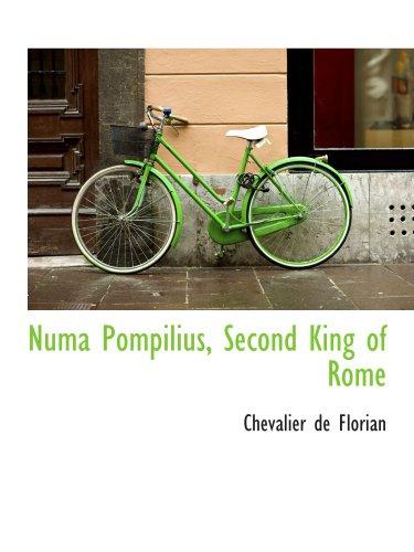 9781103534142: Numa Pompilius, Second King of Rome